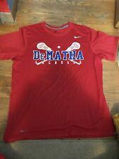 DeMatha Lacrosse Nike Shirt