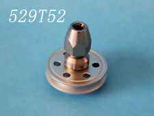 "RC boat 1/4"" 6.35mm flywheel collet coupler for Zenoah gas engine #529T52"