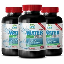 Long Lasting Endurance - Water Away Pills 700mg - Green Tea Powder Energy 3B