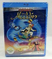 Aladdin (Blu-ray, DVD, 1992 - 2019 DVD) *NEW READ DESCRIPTION*