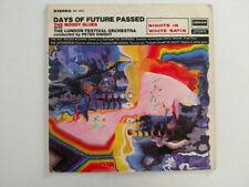 MOODY BLUES LP DAYS OF FUTURE PASSED 1967 DERAM DES 18012