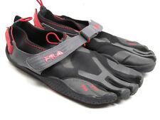FILA Skeletoes EZ Slide Mens Barefoot Running Shoes Size US 12 EUR 46
