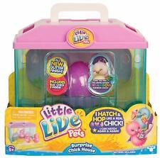 Little Live Pets Hatch and Hop Surprise Chick House - Blue