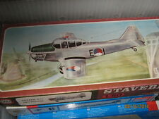 Smer Fokker S-11 Training Plane-1/50 Scale-Free Shipping