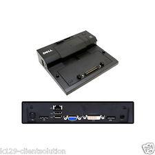 DELL E-PORT PR03X ou K07A Latitude et précision Station d'accueil USB 2.0 5X