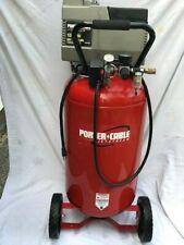 Power Cable Jet Stream air compressor 135 Ps! 6 Hp peak/ 25 Gallon