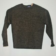 Pendleton Washable Wool Pullover Crew Neck Sweater Mens XL 100% Shetland Wool