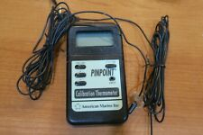 American Marine Pinpoint Calibration Thermometer with 2 Probes