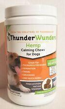 New listing ThunderWunders Dog Calming Chews 180 Soft Chews Exp 9 / 2021 New