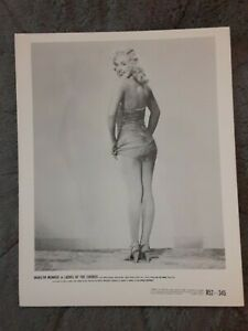 Marilyn Monroe Vintage Photo, original 52 Rerelease, VERY  RARE.