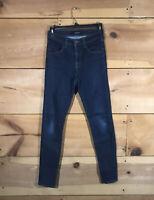 J Brand Maria Starless Jeans Womens Size 25 Skinny Leg Stretch Dark Wash Slim