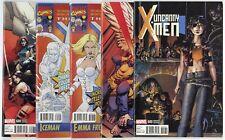 Uncanny X-Men #600 - 11 different Variant Covers  avg. NM 9.4  Marvel  2016