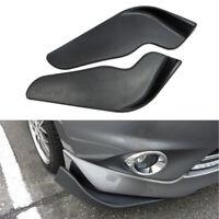 Universal Auto Vorne Stoßstange Spoiler Lippe Flap Diffusor stoßstangenschoner