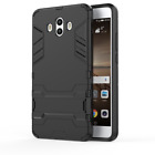 FOR HUAWEI MATE 10 - SLIM TOUGH SHOCK PROOF BUILDER PHONE CASE COVER STAND