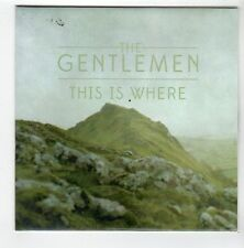 (FA830) The Gentlemen, This Is Where - DJ CD