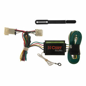 Curt Custom Wiring Harness 4-Way Flat Output x 55355