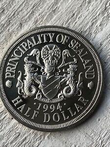 1994 Sealand Half Dollar Orca
