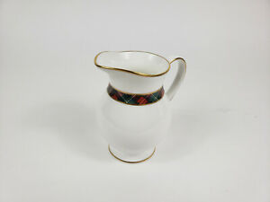 Vintage Rare Ralph Lauren McLean Tartan China Creamer Plaid 1984