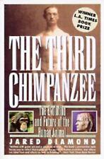 Third Chimpanzee, The by Jared Diamond
