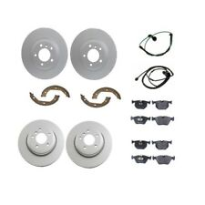 BMW E46 330xi 2001 - 2005 Front and Rear Complete Brake Kit Top Quality