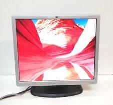 "HP 19"" Compaq 1940T TFT MONITOR LCD 4:3 1280 x 1024  DVI VGI USB  24H DELIVERY"
