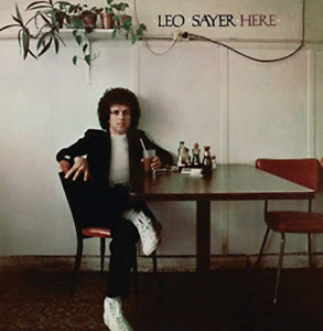 Leo Sayer-Here - Leo Sayer VINYL NEW