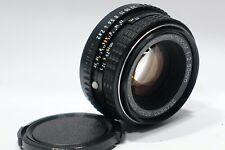 Pentax 50mm 1:2 SMC Pentax-M prime camera lens, K series camera mount