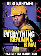 Busta Rhymes - Everything Remains Raw: Live In Concert (DVD, 2004) BRAND NEW!