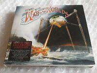 Jeff Wayne - War Of The Worlds (Remastered Expanded) [Hybrid SACD] 2 x CD Album