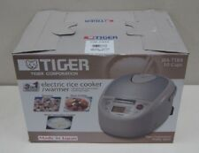 Tiger JBA-T18A 3-in-1 Functions Electric Rice Cooker Warmer 10 Cups 1.8L