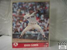 Roger Clemens (Red Sox) LineDriveActionPhotos; MLB '91