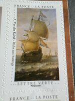 FRANCE 2020, timbre AUTOADHESIF ART TABLEAU VAN der KABEL, BATEAU, neuf**, MNH