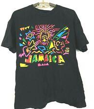 New listing Vintage Mens Size L Large Rastaman Jamaica T-Shirt Single Stitch Made Jamaica a