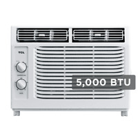 TCL 5,000 BTU 2-Speed Window Air Conditioner