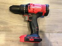 "NEW CRAFTSMAN V20 20V MAX 1/2"" COMPACT CORDLESS DRILL DRIVER CMCD700 (TOOL ONLY)"
