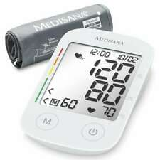 Medisana Upper Arm Blood Pressure Monitor White Wrist Blood Pressure Monitors
