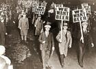 Old/Vintage 1932 Prohibition Era We Want Beer Sign Bar Decoration Picture/Photo