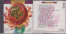 Only Rock 'N Roll 1980-1984 20 Pop Hits Various Artists CD Quarterflash Sheila E