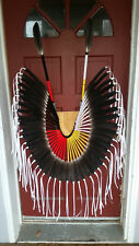 Native American Style, Bustle, Regalia, Pow-Wow, 4 Directions