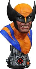 Marvel Legends In 3D Wolverine 1:2 Scale Bust* IN STOCK* DAMAGED BOX*