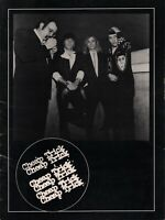 CHEAP TRICK 1979 DREAM POLICE WORLD TOUR PROGRAM BOOK / RICK NIELSEN / VG 2 NMT
