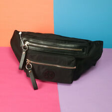 TB TILDA NYLON BELT BAG (BLACK)