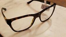Versace Men's Eyeglasses VE3243 109 Black/Gold Full Rim Optical Frame 55mm
