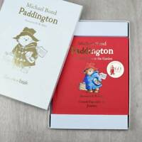 Personalised Paddington Bear Children's Book Boxed Original Story Gift Story