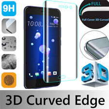 For HTC U11 Gorilla 3D Curved Full Coverage Tempered Glass Screen Protector Film