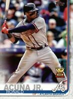 2019 Topps MLB  #1 -Ronald Acuña Jr.ASR-Atlanta Braves