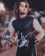 KURT RUSSELL Signed  8x10 Glossy Color  Photo   Certified