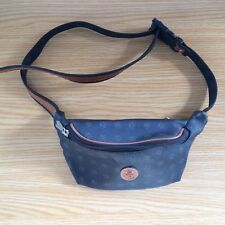 Waist Bag (Marsupio) Kenzia Made in Italy - Front and back pocket