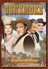 Gunsmoke Season 2 Vol 1 Series Two Second Volume One Region 1 DVD