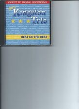 KINGSTON TRIO BEST OF THE BEST 15 SONG MUSIC CD (CDP 702 1986 JAPAN)